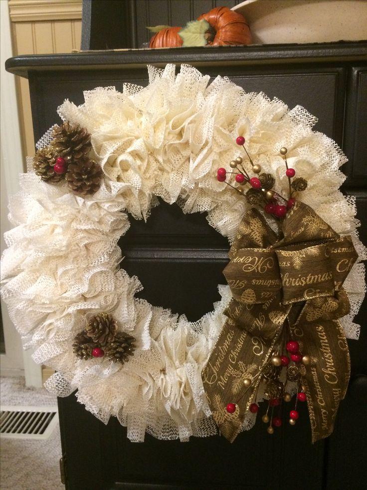 Christmas Tree Garland Ideas