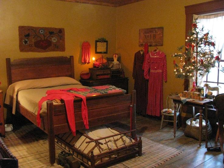 17 Best Images About Primitive Bedroom On Pinterest