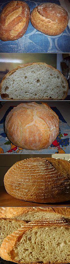 Хлеб деревенский(французский) : Хлеб, батоны, багеты, чиабатта
