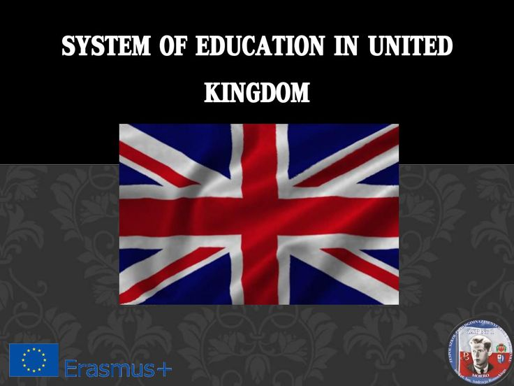System of education in the United Kingdom