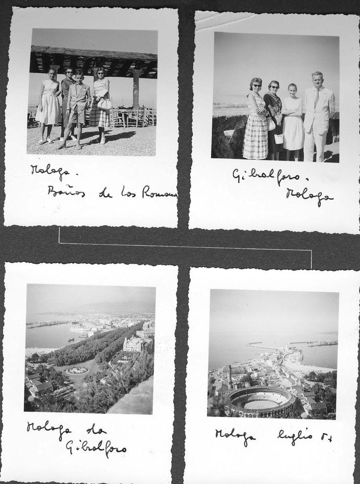 In het jaar 1957 Bezochtmijn moeder Malaga voor de eerste keer (foto boven); Werden foto's nog in zwart-wit gemaakt; ZatGeneraal Francostevig in het zadel; Viel er een record hoeveelheid regen in de stad (bron); Opende het luxe hotel AC Palacio, tegenwoordig het **** Marriott Hotel,haar deuren en … PabloPicasso, geboren en getogen Malagueño, beloofde een deel van zijn werk aan het museum van de schone kunsten in Malaga te doneren.