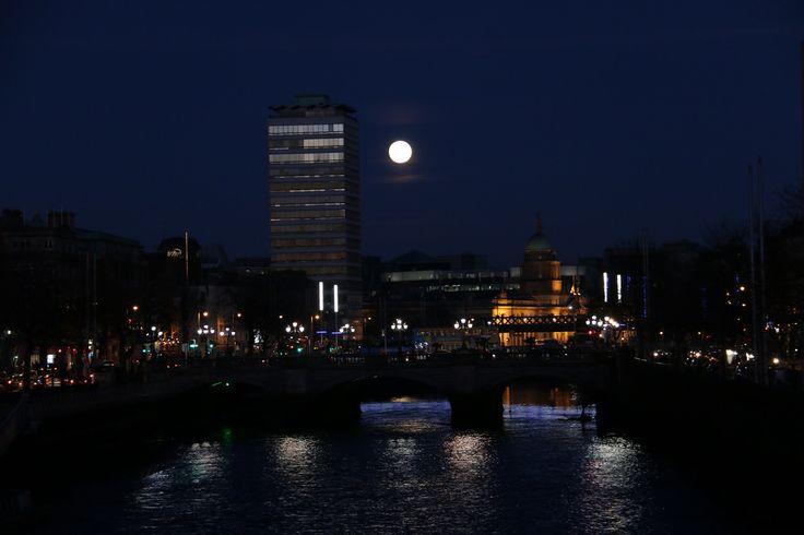 Dublin by night | Flickr - Photo Sharing!