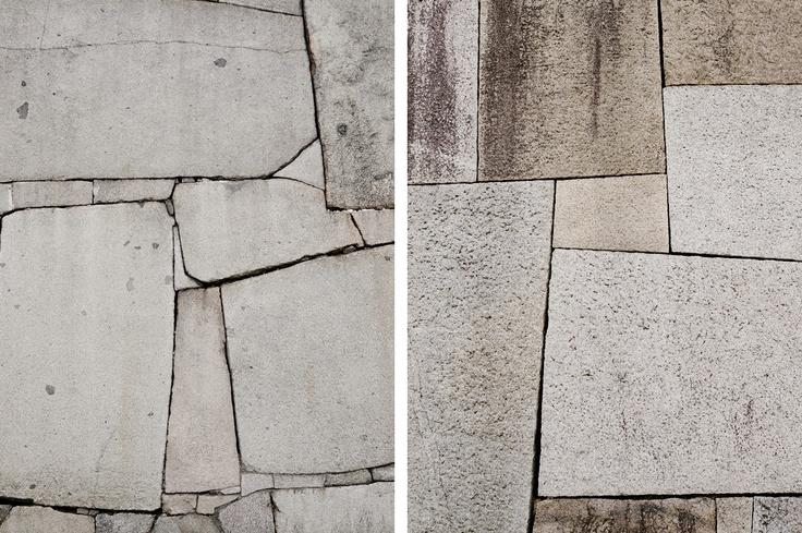 osaka castle, stone wall | Design | Pinterest