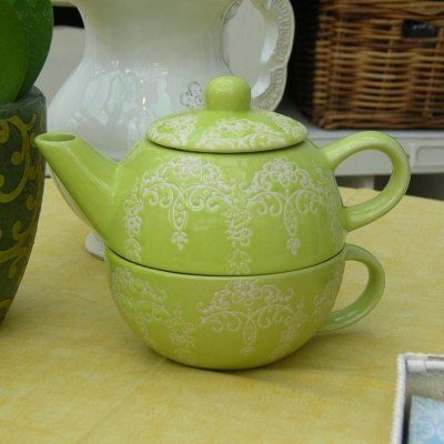 438 best images about teas treats teapots on pinterest Green tea pot set