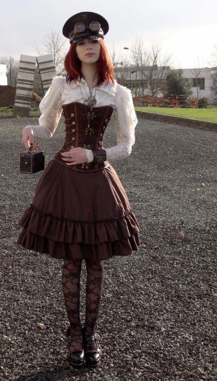 #steampunklolita #steamlolita #lolitafashion