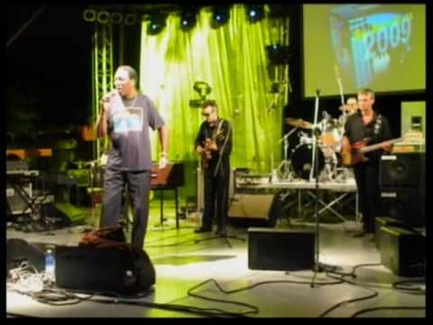 Larry Ray & Long's Valley Blues Band 05/16 - My Girl.avi