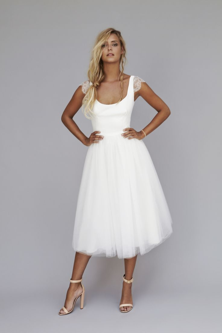 Nina Dress. Ultimate wedding party dress.