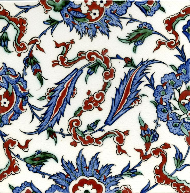 Nicholas Riley Iznik tile Tiles for our shop!