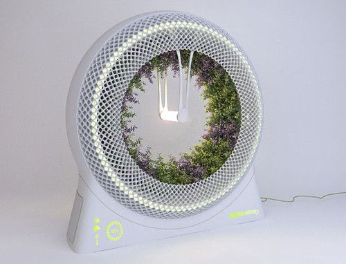 Rotary Hydroponic Gardening System For Indoors | Futuristic NEWS   Via  Http://futuristicnews