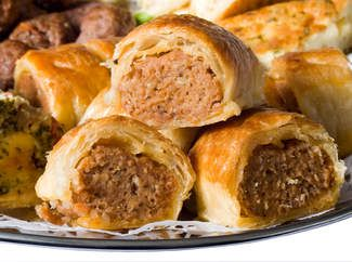 These Busy mum sausage rolls are a delicious snack the whole family can enjoy. Add different vegetable for some variation.