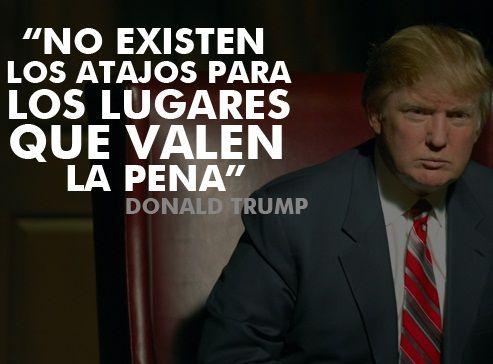 #Donald Trump, gran lider y ejemplo de inteligencia financiera aplicada.
