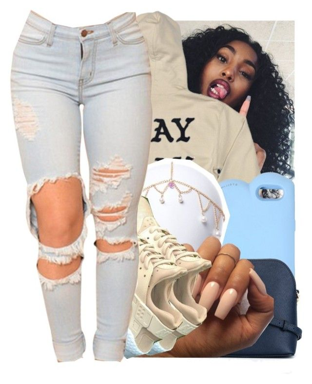 """""""Missing You"""" by swavenation-n-trapsoul ❤ liked on Polyvore featuring STELLA McCARTNEY and MICHAEL Michael Kors"""