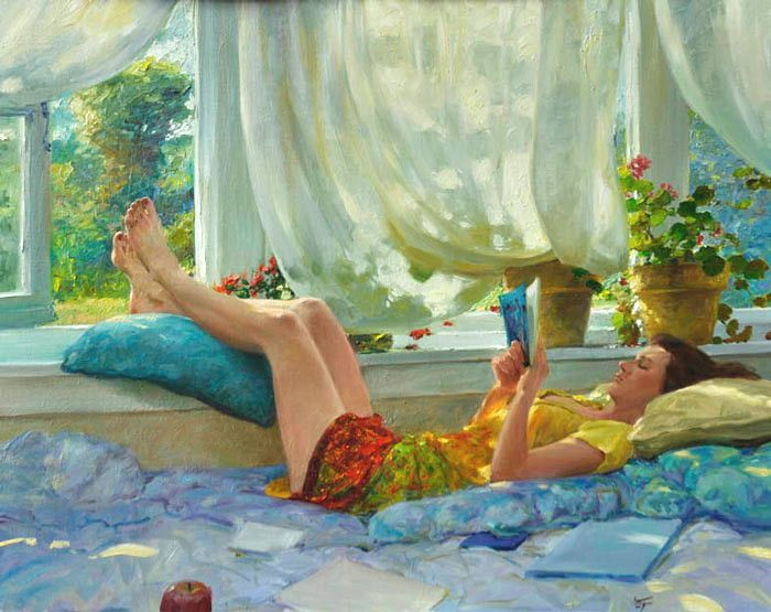 "David Hettinger ""Lazy Afternoon"""