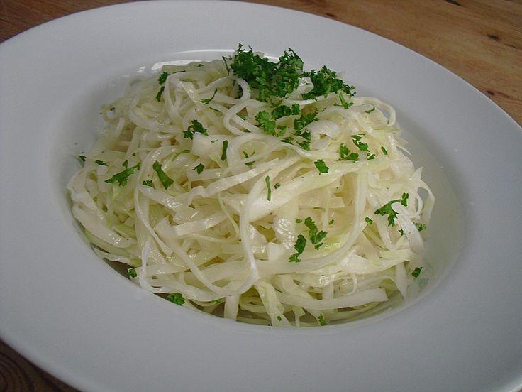 Krautsalat - wie beim Griechen 3