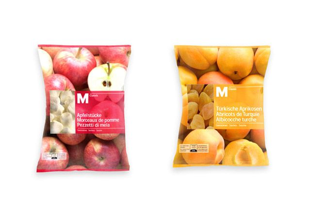 Migros M Classic on Packaging of the World - Creative Package Design Gallery