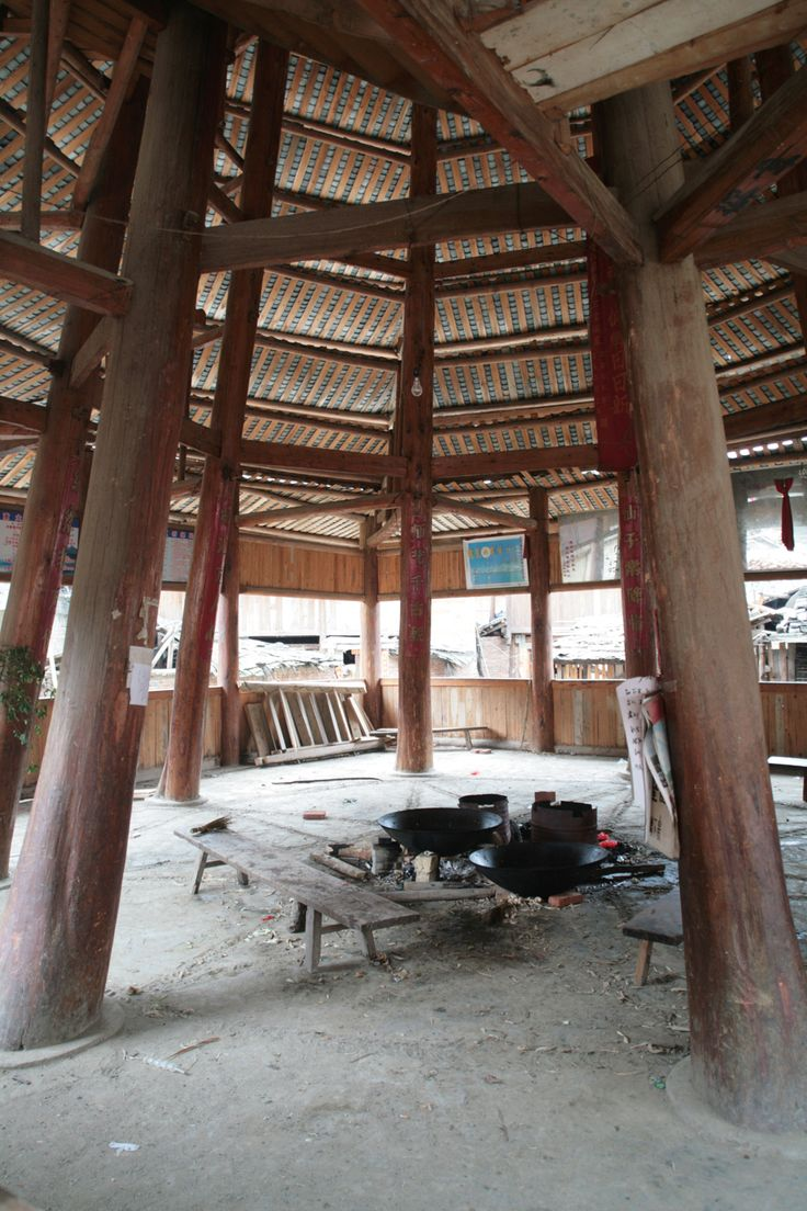 Prefabrication in traditional timber construction of the Dong people in  China