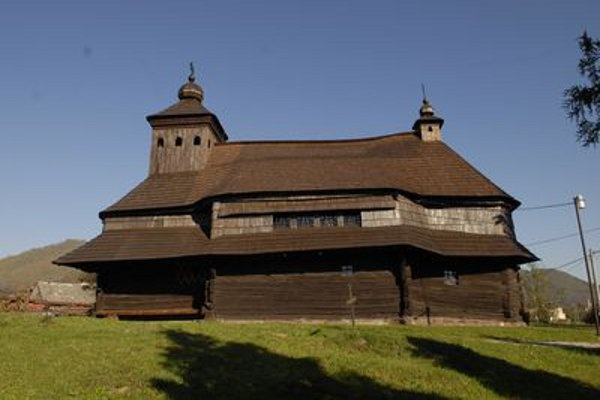 Wooden Churches of North-Eastern Slovakia - Historical monuments - List of attractions - Visit Slovakia .com