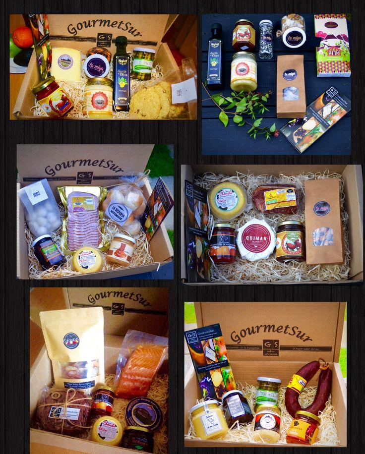 Instagram ·  Durante nuestros 14 meses de existencia te hemos ofrecido distintas y variadas selecciones de productos gourmet elaborados en el sur de Chile y seguimos buscando nuevos sabores para volver a sorprenderte✨cuidando siempre cada una de nuestras presentaciones y empaques por que estamos seguros que hay detalles que hacen la diferencia. Para compras: www.gsgourmetsur.com Encargos especiales o regalos corporativos: contacto@gsgourmetsur.com
