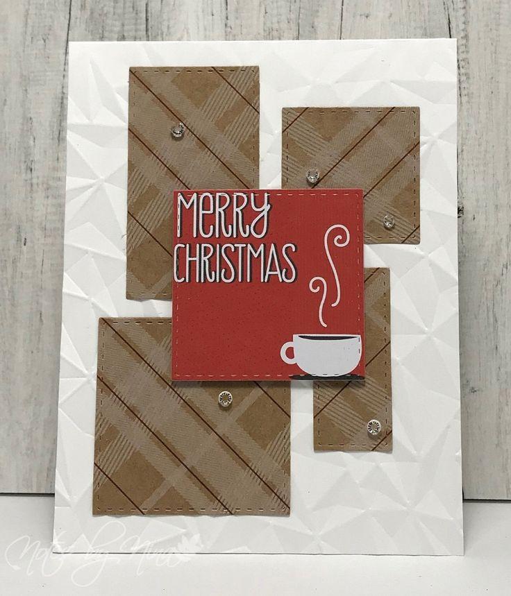 Merry Monday Christmas Card Challenge #264