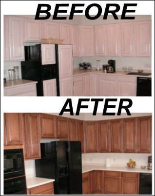 17 Best images about Refinish kitchen cabinets on Pinterest ...