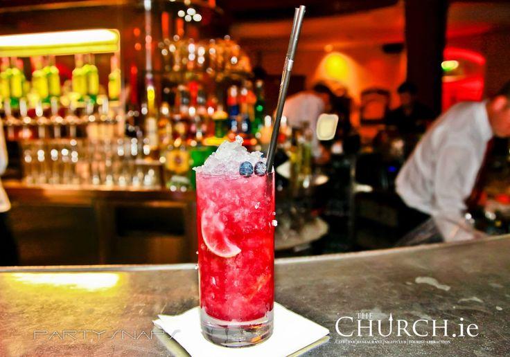 #Cocktail #Dublin #TheChurchDublin