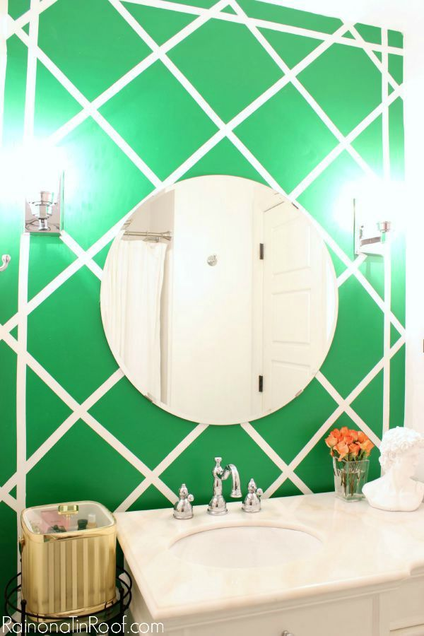 Bathroom Makeovers For Less 73 best powder room images on pinterest | bathroom ideas, small