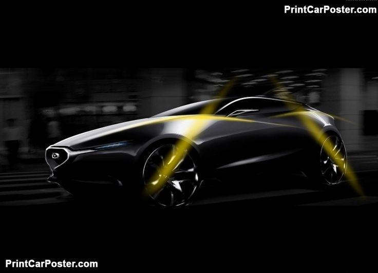 Mazda CX-4 2017 poster, #poster, #mousepad, #Mazda