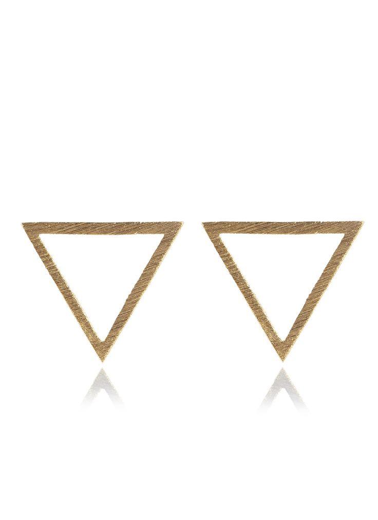 Les Cleias Oorstekers met driehoek • de Bijenkorf