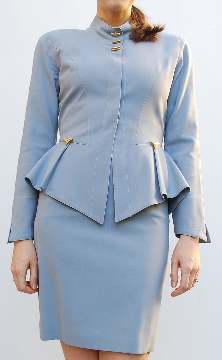 Designer Skirt Suits 85