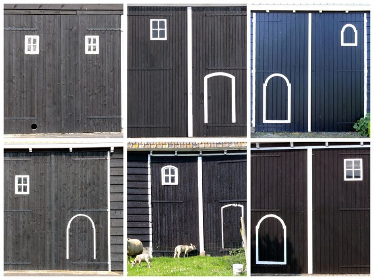 Zeeuwse boerderij mendeuren   Zeeland op foto