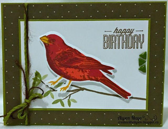 Happy Birthday Bird