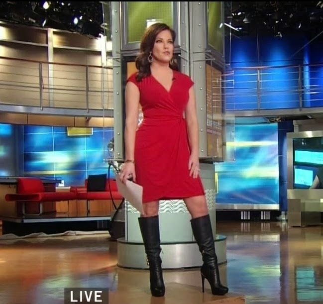 THE APPRECIATION OF BOOTED NEWS WOMEN BLOG : THE VERY BEST