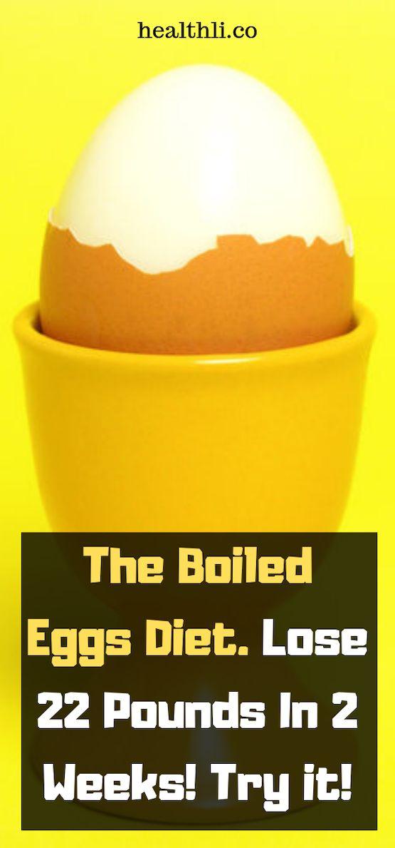Die Diät mit gekochten Eiern. Verlieren Sie 22 Pfund in 2 Wochen! Versuch es! – Pets