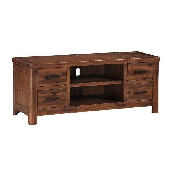 Braeden Tv Stand For Tvs Up To 49 Wooden Tv Stands Tv Unit
