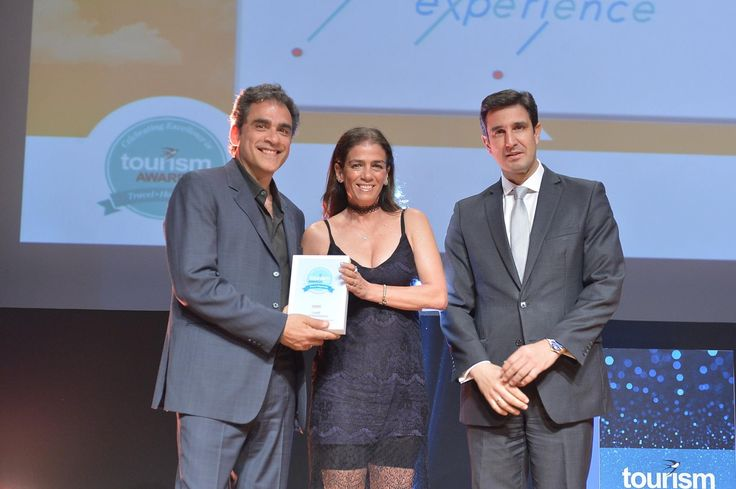 """Luxurios receives bronze price from the general secretary of Visit Greece in the """"Strategy and Innovation"""" segment of the 2016 Tourism Awards for the work to promote the destination of Ios Greece Island Ios, Greece Cyclades #tourismawardsgr #luxurios www.luxurios.com"""
