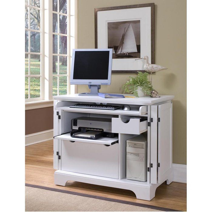 naples compact computer cabinet
