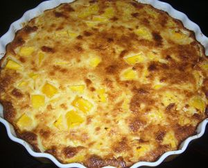 clafoutis mangue coco 2