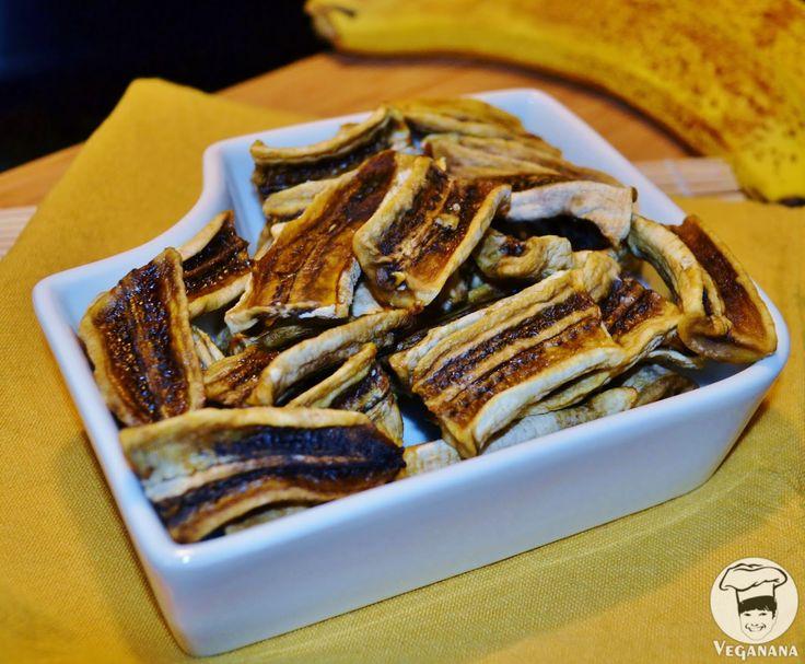 Deliciosa e saudável alternativa para saciar aquela vontade de comer doce sem consumir açúcar. Neste casoa banana passa écrudívora por...