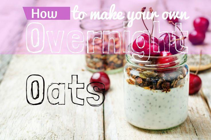 Zuckerfreie Overnight Oats: Die richtige Mischung für Overnight Oats verrate ich dir in diesem Blogbeitrag. Dazu gibt es viele Tipps rund um das Topping. Zuckerfrei, Overnight Oats deutsch