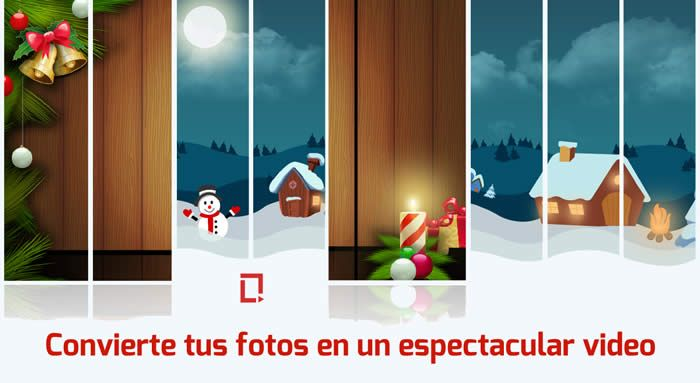App (Android) para crear un espectacular video a partir de tus fotos #Apps #Android