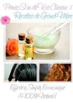 Masques Maisons pour les Cheveux - By Reo ♥ Cosmetiques Maison ♥ DIY ♥ Conseils Beauté, Maquillage, Savons & Soins Naturels BIO ♥