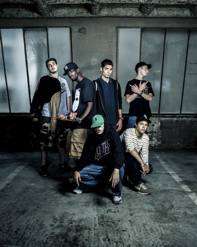 Dans l'immeuble du rap français | Next