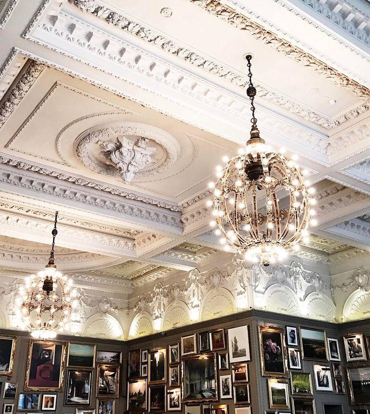 Berners Tavern! Sem dúvidas um dos restaurantes mais lindos de Londres! Vic Ceridono | Dia de Beauté