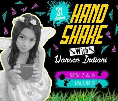 #Chesen #JKT48 #Handshake