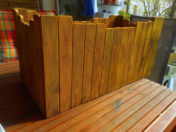die besten 25 blumenkasten selber bauen ideen auf pinterest pflanztrog beton selber machen. Black Bedroom Furniture Sets. Home Design Ideas