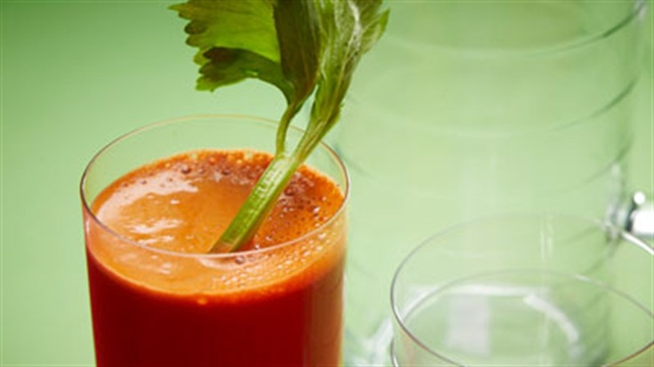 Inflammation Fighter Juice