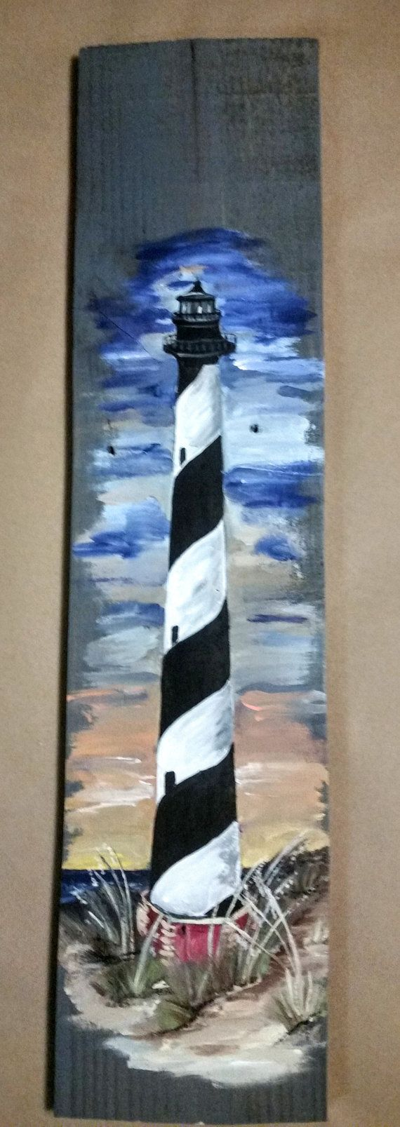 Cape Hatteras Lighthouse by SeaBelles1 on Etsy