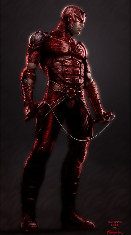 Daredevil Reboot Costume 35 best images about d...