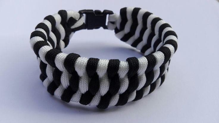 paracord bracelet karkötő