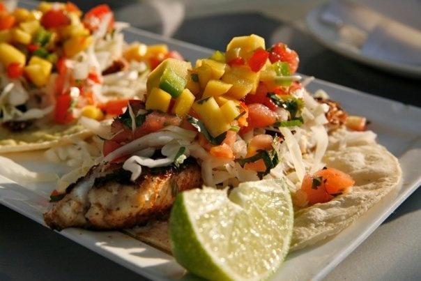 Tacos de pescado dinner menu pinterest tacos fish for Fish taco menu